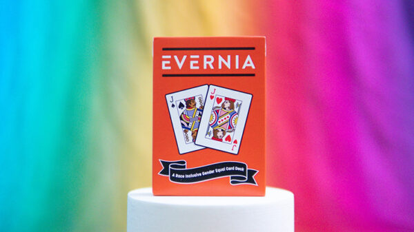Evernia Playing Cards