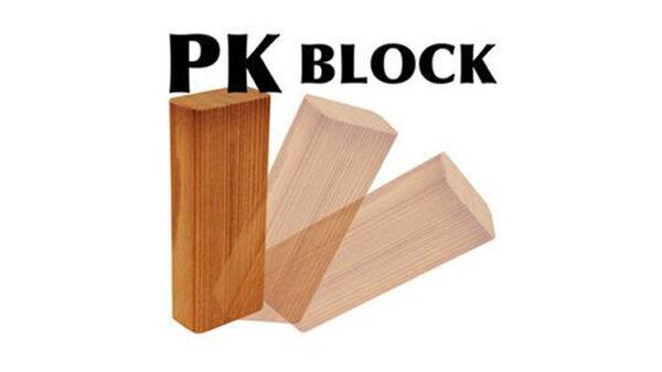 PK BLOCK by Chazpro Magic.