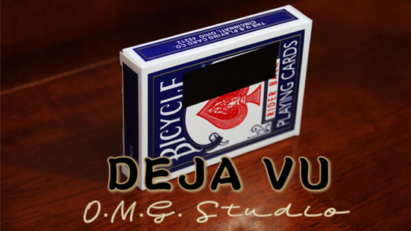 DEJA VU BLUE by O.M.G. Studios
