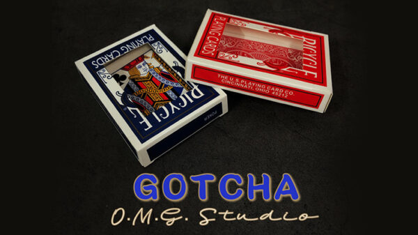 GOTCHA RED by O.M.G. Studios
