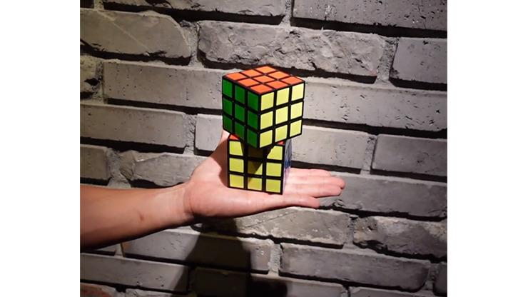 Latex Cube Gimmick by SYOUMA