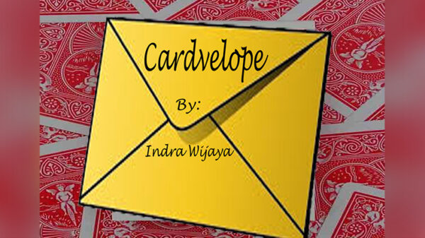 Cardvelope by Indra Wijaya video DOWNLOAD - Download