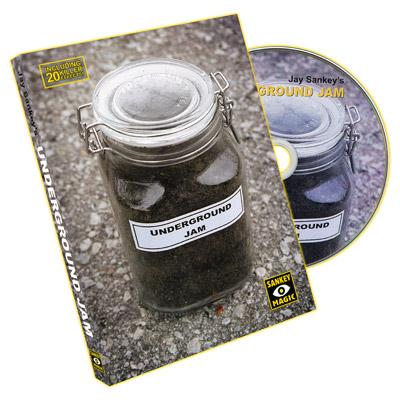Underground Jam by Jay Sankey - DVD