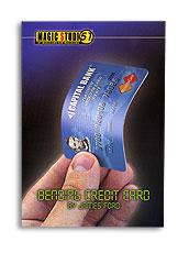 Bending Credit Card James Ford & Magic Studio 51