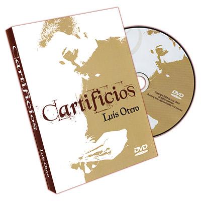 Cartificios by Luis Otero - DVD