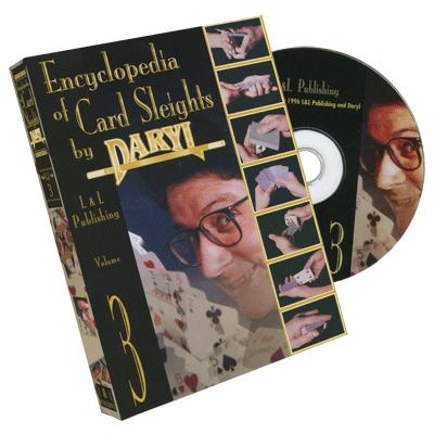 Encyclopedia of Card Daryl- #3, DVD