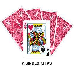 Mis-Indexed KH/KS
