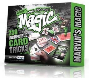 250 Incredible Card Tricks Marvin's Magic