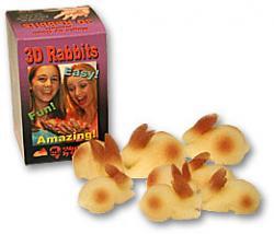 3D Rabbit Set by Goshman - Trick