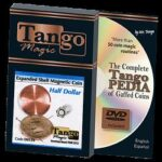 Expanded Shell Half Dollar Magnetic (D0159) by Tango - Trick