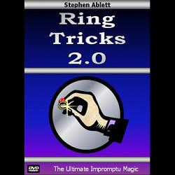 Ring Tricks 2.0 by Stephen Ablett video DOWNLOAD