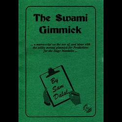 The Swami Gimmick (4 gimmicks, Lead & Book) - Trick
