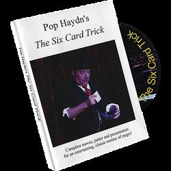 Pop Haydn's The Six Card Trick by Whit Haydn - Trick