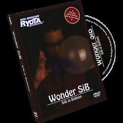 Wonder Silk in Balloon by RYOTA - Trick