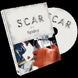 SCAR (DVD & Gimmicks) by Spidey - Trick