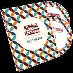 Meridian Technique (2 DVD Set) by Mark Elsdon - DVD