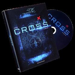 "Cross (DVD & Gimmicks) ""Bonus Pack"" by Tjiu  - Trick"