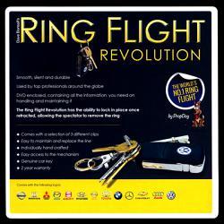 Ring Flight Revolution (Generic) by David Bonsall and PropDog - Trick