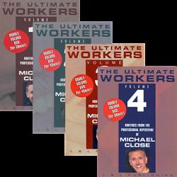 Michael Close Workers Set (Vol 1 thru 4) video DOWNLOAD