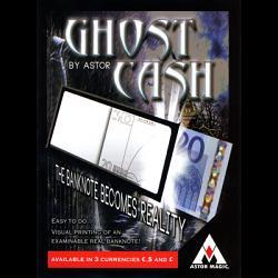 Ghost Cash (U.S.) by Astor - Trick