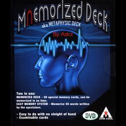 Mnemorized Deck by Astor - Trick