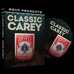 Classic Carey by John Carey and RSVP Magic - DVD