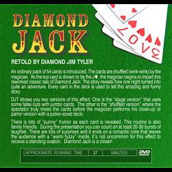 Diamond Jack by Diamond Jim Tyler - DVD
