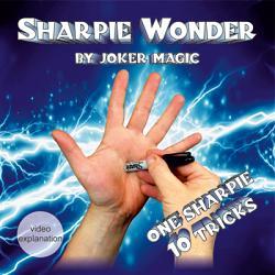 Sharpie Wonder by Joker Magic - Trick