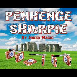 Penhenge Sharpie by Joker Magic - Trick