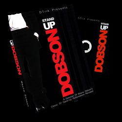 Stand Up Dobson by Wayne Dobson - DVD