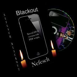 Blackout by Nefesch - DVD