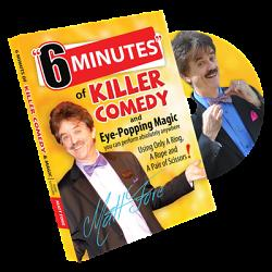 6 Minutes by Matt Fore - DVD