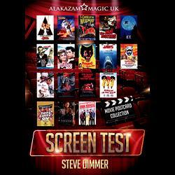 Screen Test by Steve Dimmer - Trick