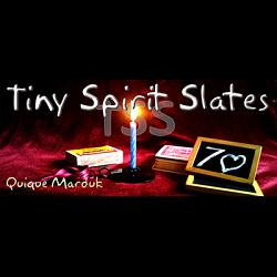 Tiny Spirit Slates by Quique Marduk - Trick