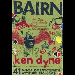 Bairn - The Brain Children of Ken Dyne - Book