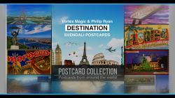 Vortex Magic Presents DESTINATION by Philip Ryan (Svengali Postcards) - Trick