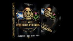 George McBride's McMiracles With Cards - DVD