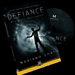 Defiance (DVD with Gimmick) - Mariano Goni - DVD