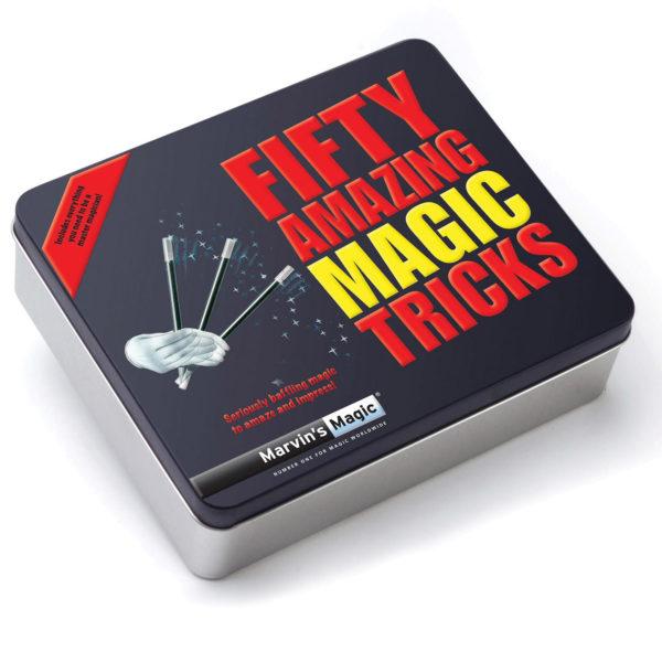 50 Amazing Magic Tricks by Marvins Magic