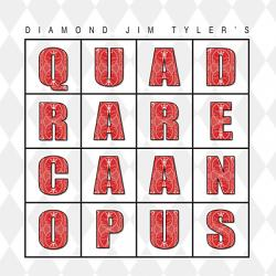 Quadrare Caan Opus DVD by Diamond Jim Tyler
