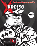 XPresso Gimmick - DVD by Andrew Normansell