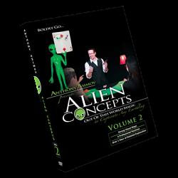 Alien Concepts Part 2 by Anthony Asimov -DVD