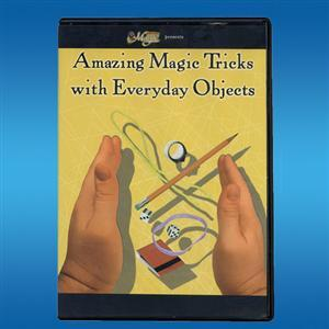 Amazing Magic Tricks With Everyday Objects