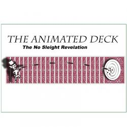 Animated Deck by Tim Spinosa- Trick