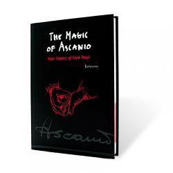 "The Magic of Ascanio Book Vol. 3 ""More Studies of Card Magic"" by Arturo Ascanio - Book"