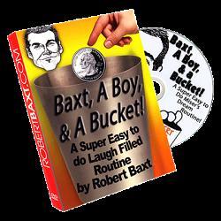 Baxt, a Boy & a Bucket -by Robert Baxt - DVD