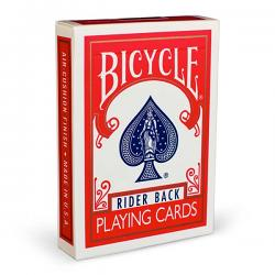 Bicycle Playing Cards (RED or BLUE)