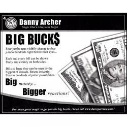 Big Bucks by Danny Archer - Trick