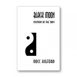 Black Moon by Docc Hilford - Book