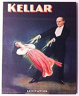 Kellar Canvas Poster 1 Framed